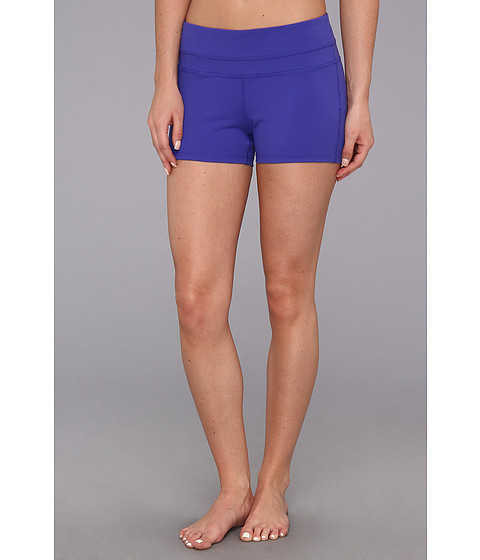 Prana - Audrey Short (Sail Blue) Women's Shorts