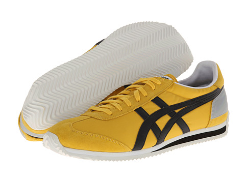Onitsuka Tiger by Asics - California 78 (Yellow/Black) Shoes