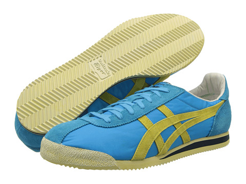 Onitsuka Tiger by Asics - Tiger Corsair VIN (Hawaiian Ocean/Blazing Yellow) Shoes