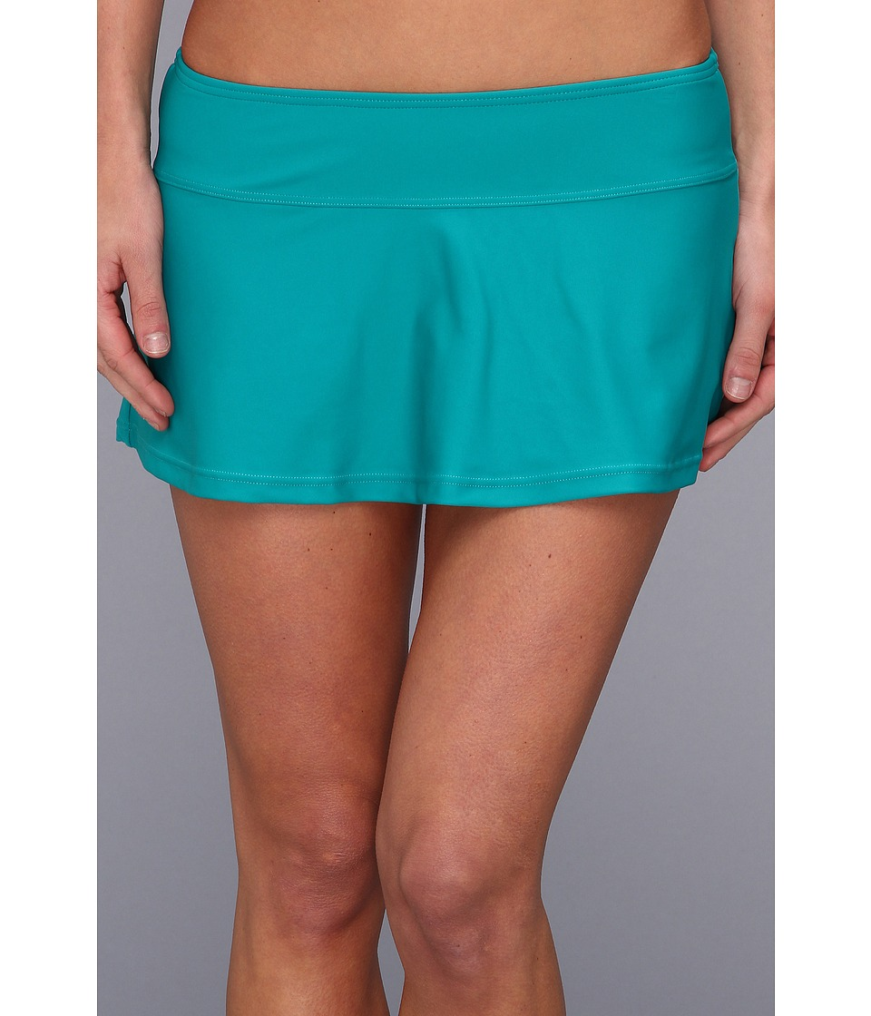 Prana - Sakti Swim Skirt (Dragonfly) Women's Swimwear