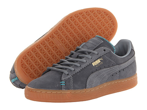 UPC 887121697681 product image for PUMA Suede Classic Crafted  (Tradewinds Bluebird) Classic Shoes 812159891782