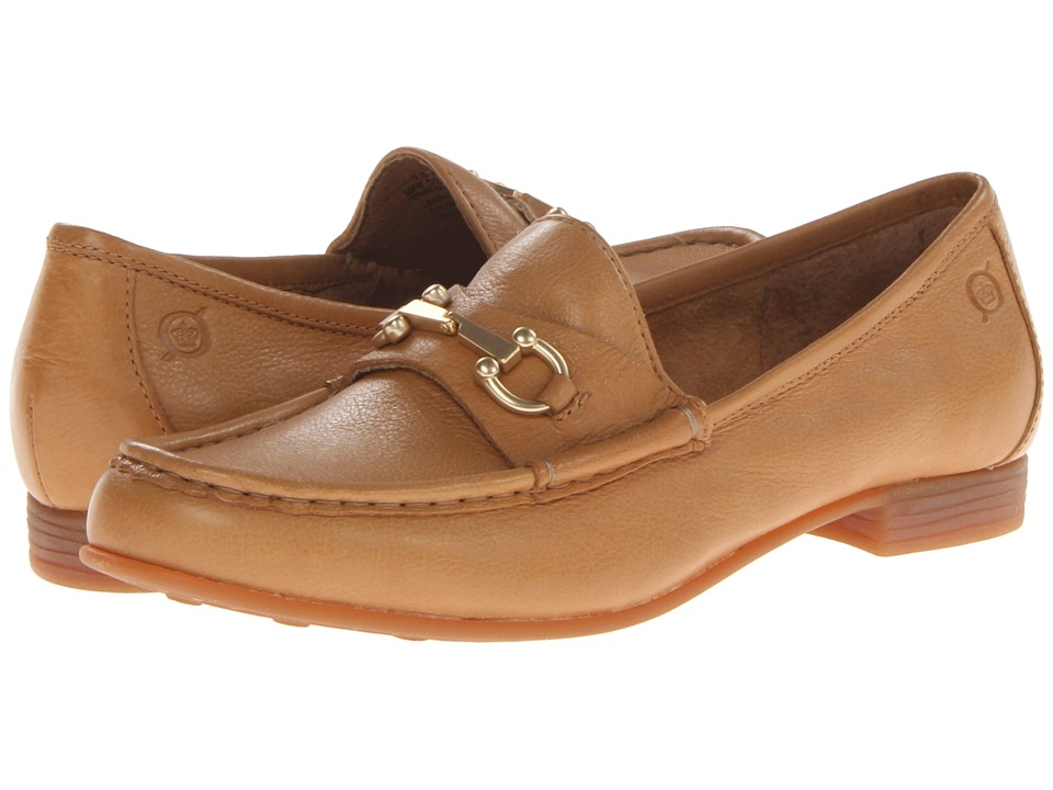 Born - Ardsley (Light Tan) Women's Shoes