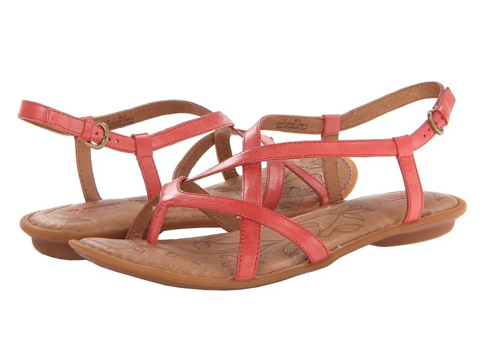Born - Mai (Red) Women's Sandals