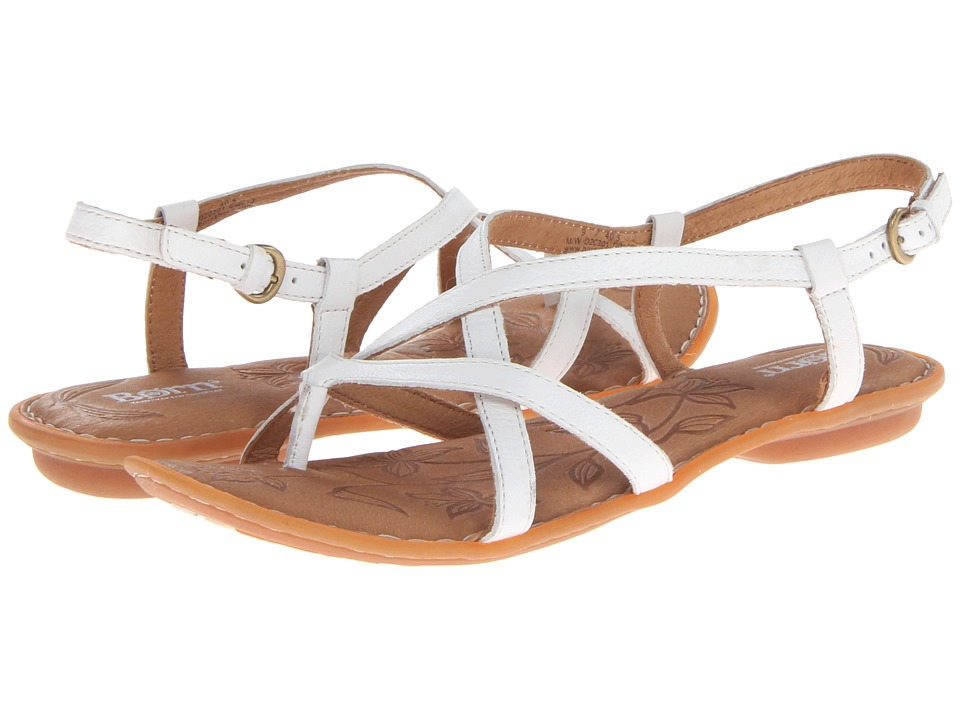 Born - Mai (Bianco (White)) Women's Sandals