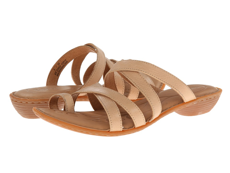 Born - Lani (Dhiaphano (Natural)) Women's Sandals