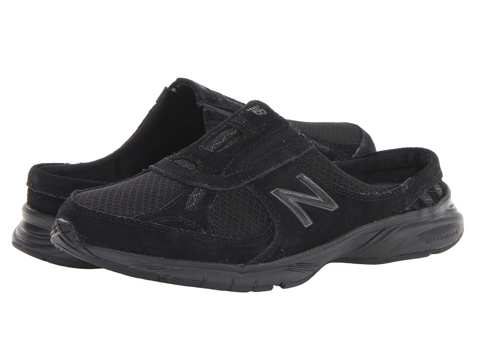 New Balance - WW520 (Black) Women's Walking Shoes