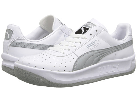 PUMA - GV Special (White/Limestone Gray) Classic Shoes