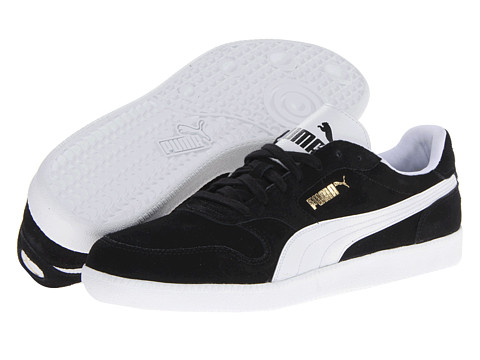 puma icra trainer black