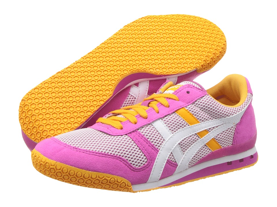 Onitsuka Tiger by Asics - Ultimate 81 (Magenta/White) Women's Running Shoes