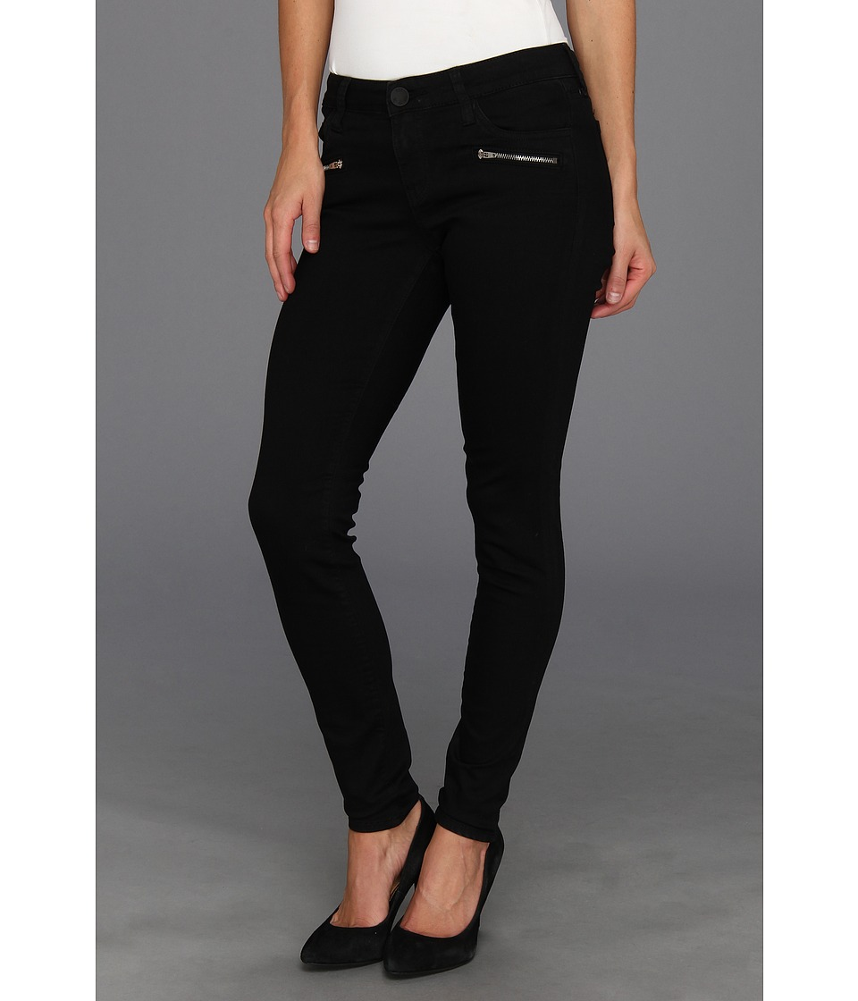 KUT from the Kloth - Mia Toothpick Skinny (Black) Women's Jeans