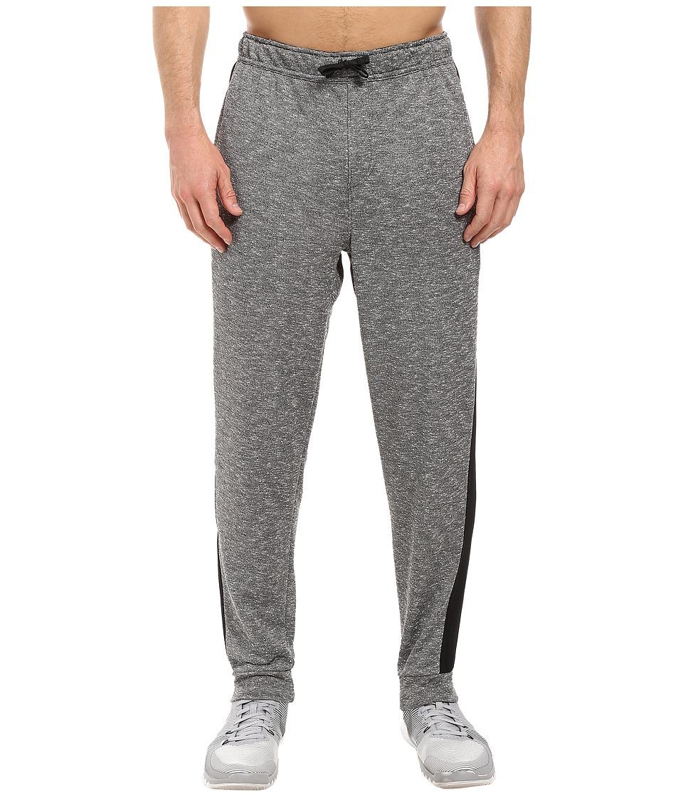 Nike - Dri-FIT French Terry Drawstring Pant (Black/Black/Black) Men's Casual Pants
