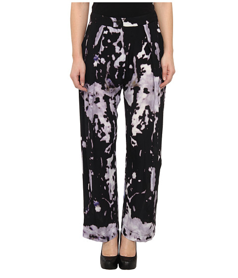 Vivienne Westwood Anglomania - Realm Trouser (Purple/Black) Women's Casual Pants