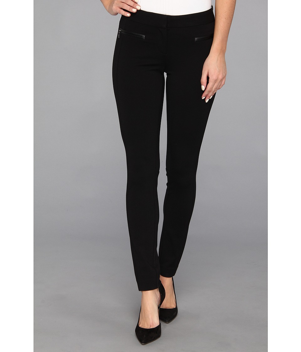 Paige - Los Feliz Skinny Pant in Black (Black) Women's Casual Pants
