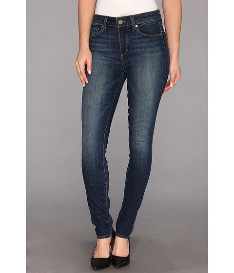 Paige - Hoxton High-Rise Ultra Skinny in Benny (Benny) Women
