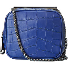 SALE! $136.99 - Save $113 on Rafe New York Laureen Crossbody (Cobalt Blue) Bags and Luggage - 45.20% OFF $250.00