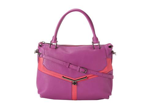 Botkier Valentina Satchel (Magenta) Satchel Handbags