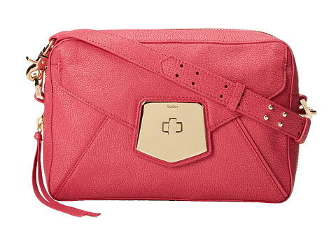 Botkier - Armor Shoulder (Hot Pink) Shoulder Handbags