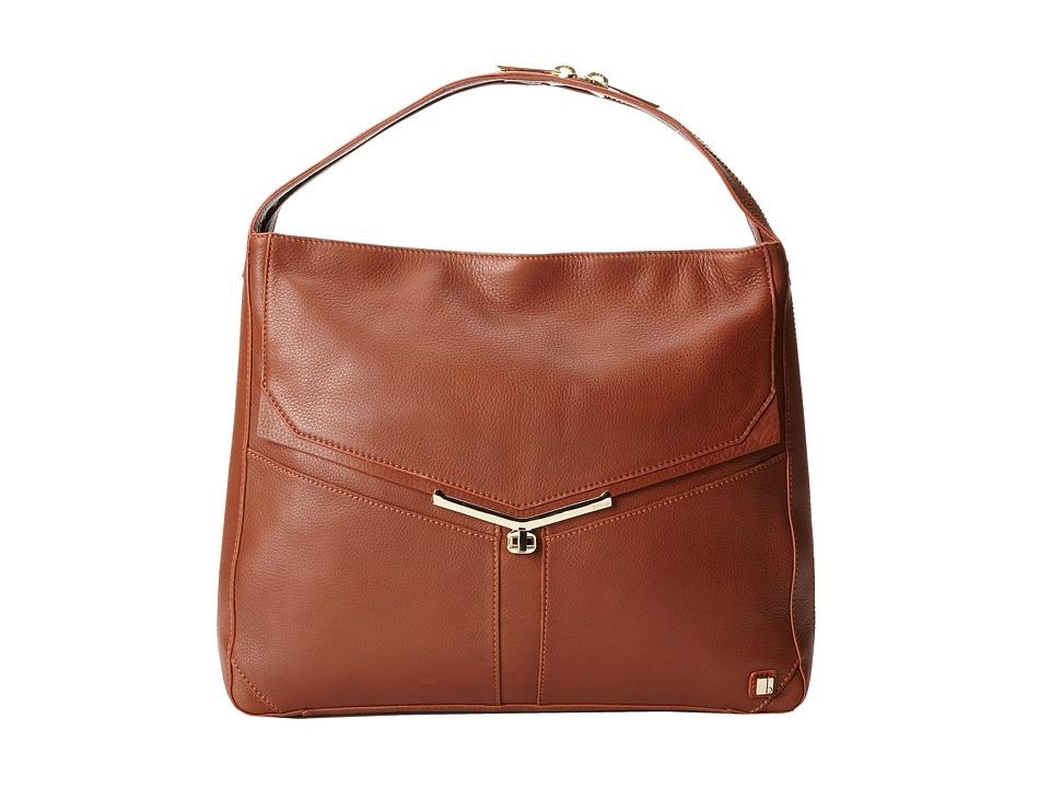 Botkier - Valentina Hobo (Brandy) Hobo Handbags