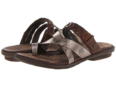Born - Makai (Pewter/T. Moro) Women's Sandals