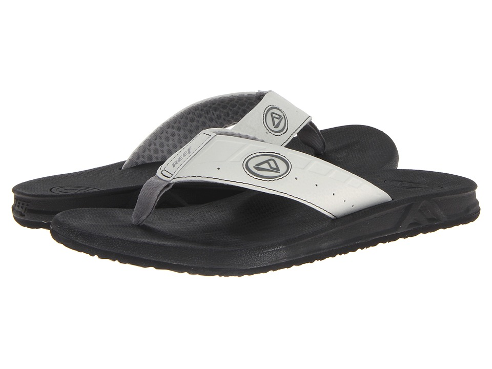 Reef - Phantoms (Dark Grey/Grey) Men's Sandals