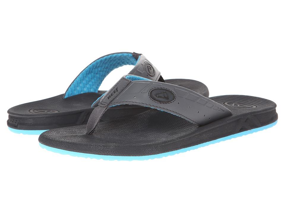Reef - Phantoms (Neon Blue) Men's Sandals