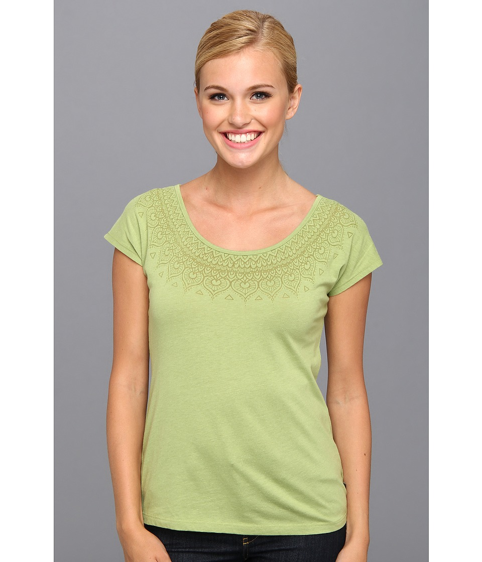 Prana - Chelsea Top (Spinach) Women