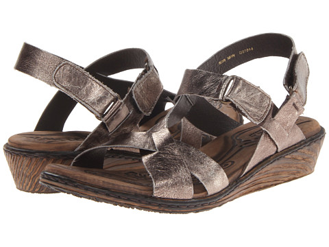 Born - Esmeralda (Pewter) Women's Sandals
