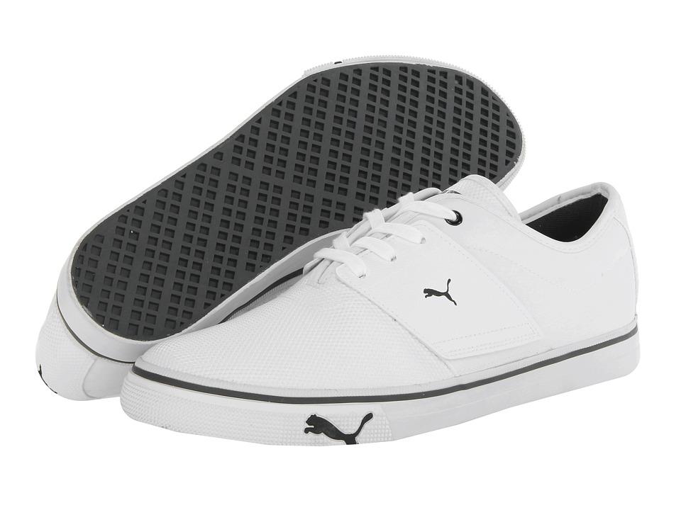 PUMA - El Ace Core+ (White) Men's Shoes
