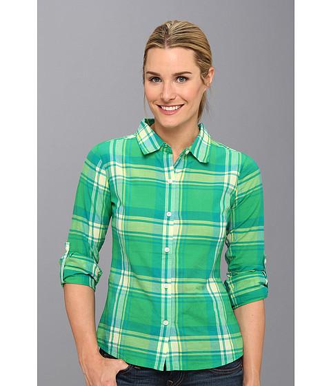 Prana - Britt Top (Cloverfield) Women's Long Sleeve Button Up