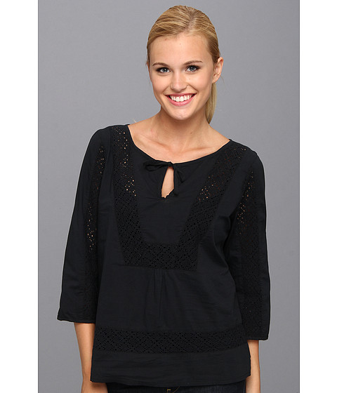 Prana - Sofie Top (Black) Women's Blouse