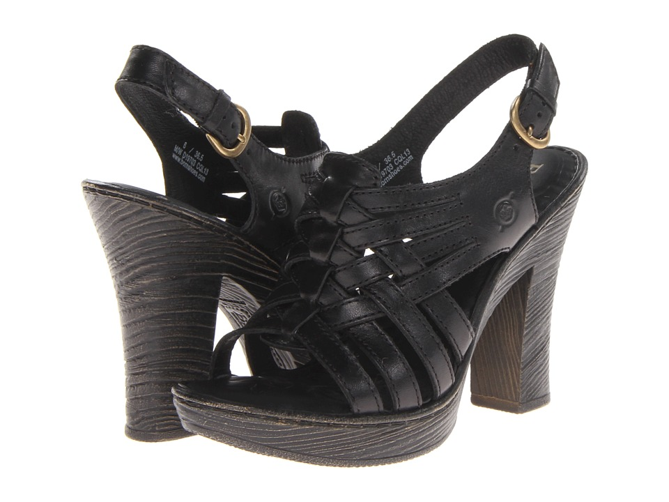 Born - Adriel (Black) Women's Shoes