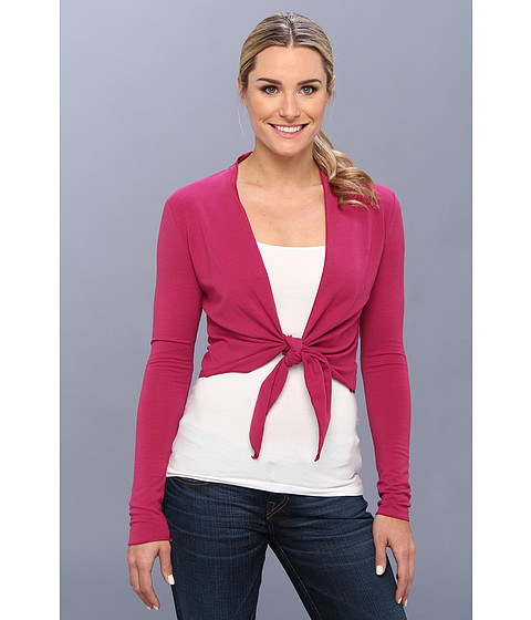 Prana - Veeda Wrap (Boysenberry) Women's Sweater