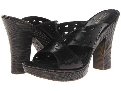 Born - Aleeah (Black) Women's Shoes