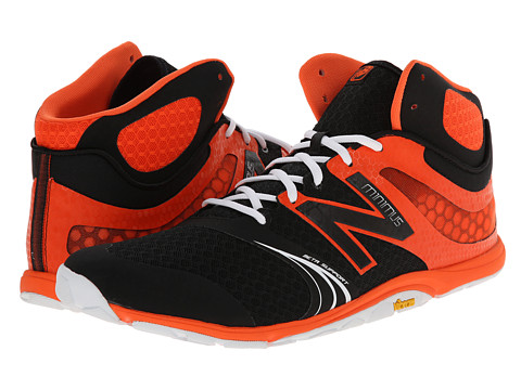 New Balance - MX20v3 Mid (Orange/Black) Men's Shoes