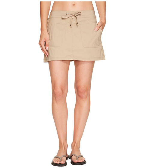 Prana - Bliss Skort (Khaki) Women