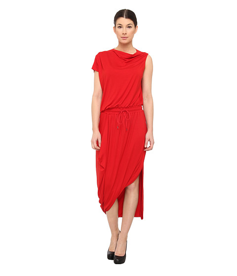 Vivienne Westwood Anglomania - Quest Dress (Poppy Red) Women's Dress