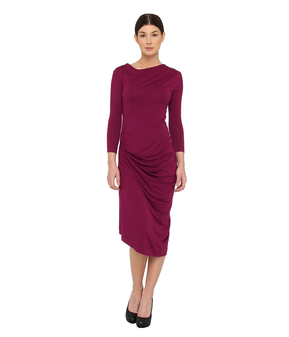 Vivienne Westwood - Melita Dress (Berry) Women's Dress