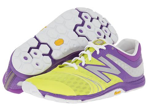 New Balance - WX20v3 (Purple/Yellow) Women's Cross Training Shoes