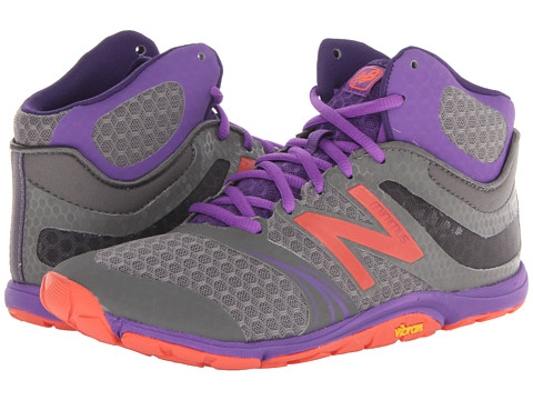 New Balance - WX20v3 Mid (Grey) Women's Shoes