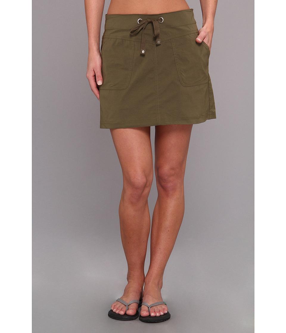 Prana - Bliss Skirt (Cargo Green) Women