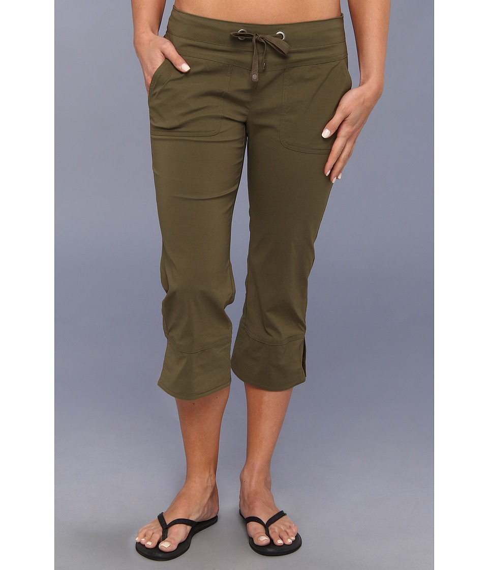 Prana - Bliss Capri (Cargo Green) Women's Capri