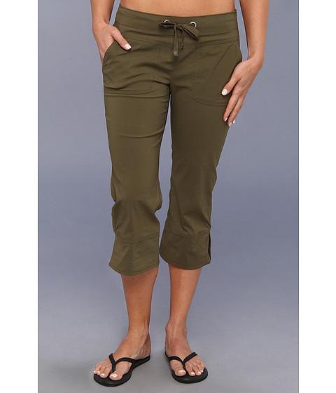 Prana - Bliss Capri (Cargo Green) Women