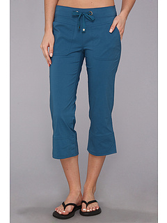 SALE! $31.99 - Save $33 on Prana Bliss Capri (Ink Blue) Apparel - 50.78% OFF $65.00