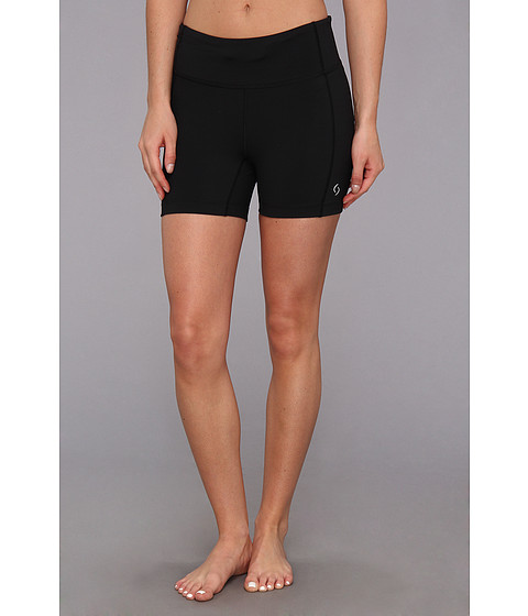 Moving Comfort - Endurance 4 Short (Black) Women's Shorts