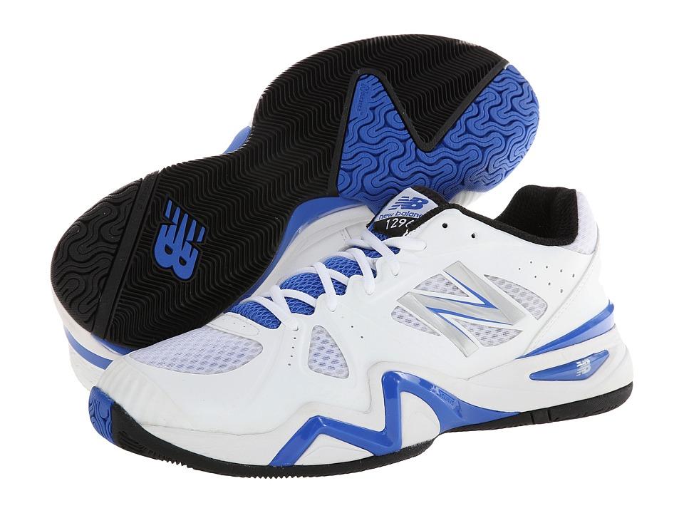 New Balance MC1296 (White/Blue) Men