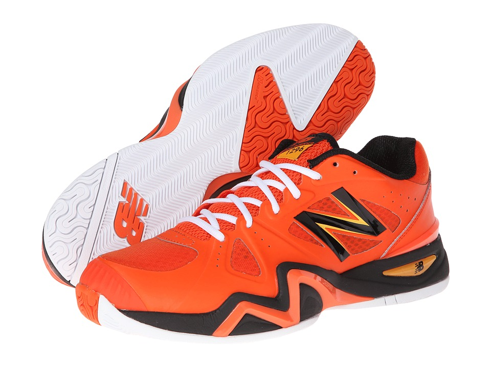 New Balance - MC1296 (Orange/Black) Men's Shoes