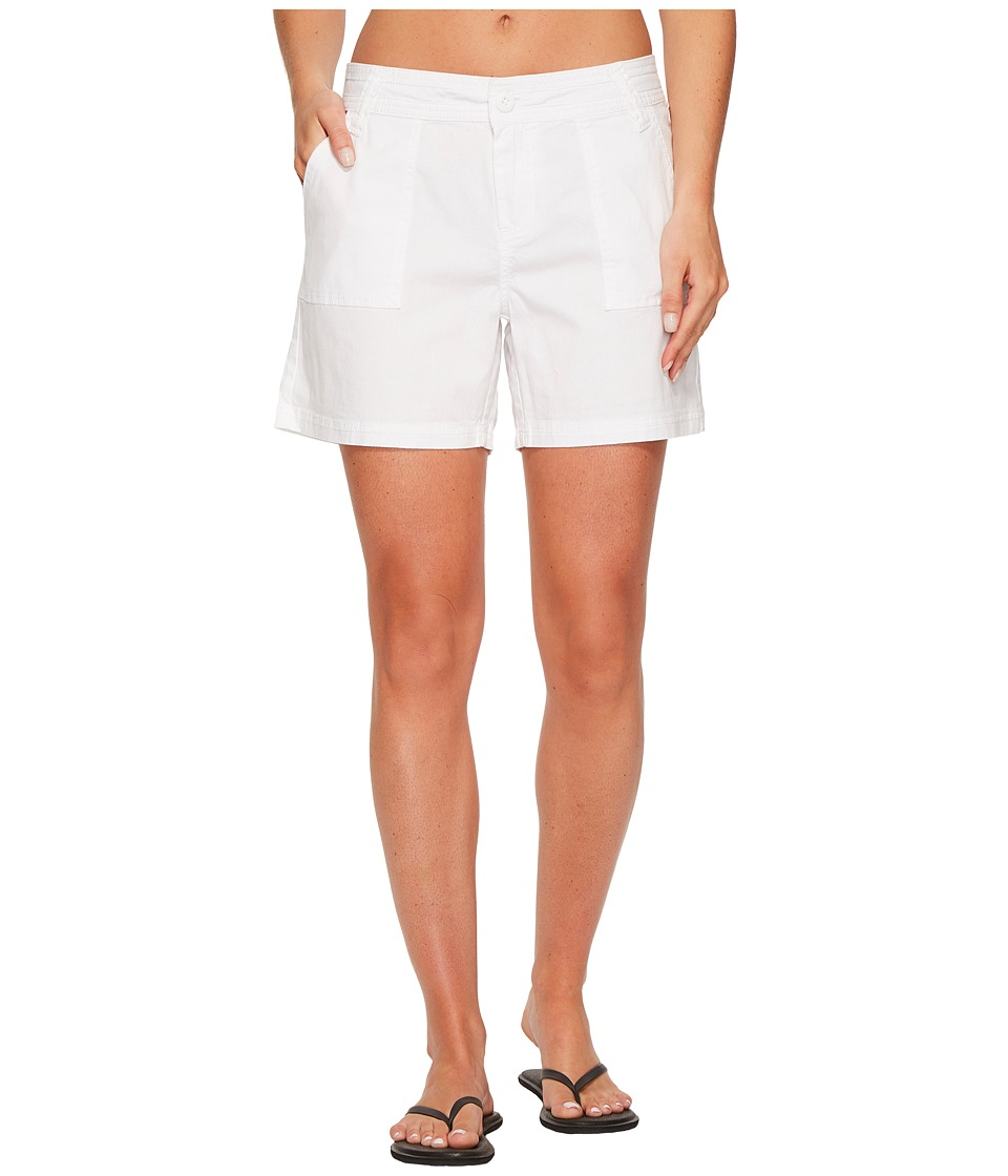 Prana - Tess Short (White) Women's Shorts