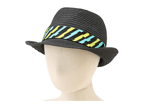 Quiksilver - Gunnit (Big Kid) (Black) Fedora Hats