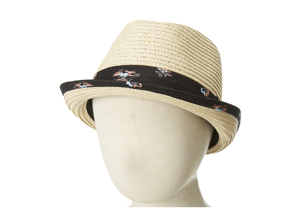 Quiksilver - Gunnit (Little Kid) (Natural) Fedora Hats