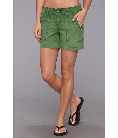 Prana - Suki Short (Deep Jade) Women's Shorts